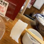 かもん亭 - ケンサキイカ。