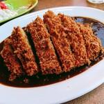 神戸洋食キッチン - ロイヤルカツカレー