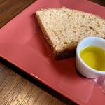 Osuteriayururi - 酸味がお料理に合うパン^_^
