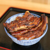 炭火職人 うなみ - 料理写真:鰻丼 特(肝吸い付)☆