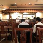 南インド料理ダクシン - 内観
