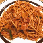 焼きスパゲッチ ミスターハングリー - ナポリタン