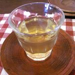 13143332 - 2012・5・27 ウェルカムドリンクのコーン茶