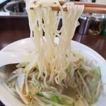 131431418 - タンメンの麺リフト