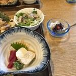 fukutei - デザート付き