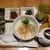 ナナズ・グリーンティー - 鮭とろろ昆布の出汁茶漬け(1012円)です。