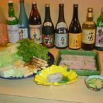 和水 - 夏の厳選!ハモしゃぶ料理