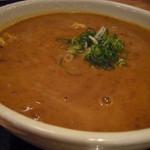 お食事 だいせい - だいせい秘伝カレースープ饂飩