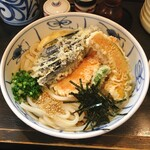 131440113 - 冷 野菜天ぶっかけ 1,000円(税込)