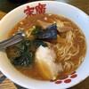 らぁめん末廣 - 料理写真:正油(700円)