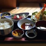 三河屋 - 料理写真:三河屋定食 ¥1,500(税別)