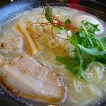 とりの助 - 味玉鶏そば ¥787