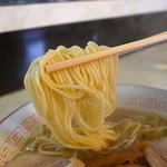 ラーメン六助 - こればっかり・・・の木嶋麺