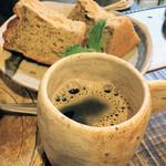 樸木 - 有機コーヒー 300円
