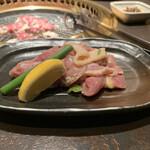 杏樹亭 岸根店 - 地鶏塩焼