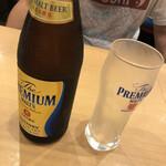 麺屋 そにどり - 瓶ビール 620円
