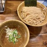 ベジポタつけ麺えん寺 - ベジポタつけ麺大盛り