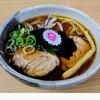 布施 細見商店 - 料理写真:冷やしあごだし醤油ラーメン(鳴門ワカメ入り)