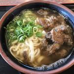一六うどん - 料理写真:馬肉うどん=671円 税込