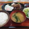 へいわ亭 - 料理写真:ハンバーグ定食