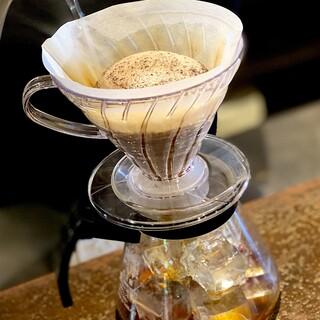 スペシャリティコーヒーのみを使用