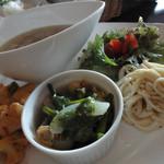 ichi-roku cafe - 料理写真:ランチのプレートセット