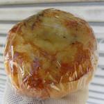 ハニーズベーグル - モッツアレラ&クリームチーズ