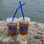 ILE CAFE - 水出しアイスコーフィー(るなさん指定アングル(苦笑))