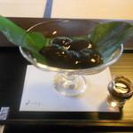 茶寮 宝泉 - わらび餅