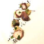 PRIMO - 前菜:マダコのボッリートとじゃがいもの冷製