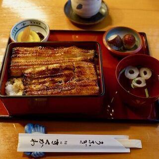 神田きくかわ - 料理写真:うな重(イ) 4180円