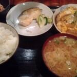 壽哲廸 - 日替わり定食