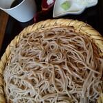 Shoukakutanakaya - 十割そばは塩で食べても旨い!