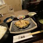 煮焚き屋 魚吉 - ギンダラカマ