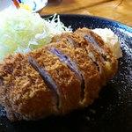 睦巳 - ヒレカツ定食 2000円