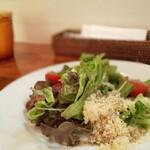 キマグレイチバ - ランチサラダ