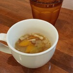 キマグレイチバ - ランチスープ