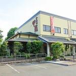 松戸甲羅 - 店舗外観ですw
