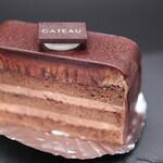 東京さくらい - チョコレートケーキ。