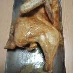 関根流 若鶏半身揚げ 二代目 とり家 - 料理写真:若鶏の半身揚げ(890円)