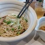 鶏と魚介らぁ麺komugi