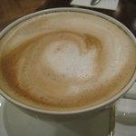 Cafe BEAU VERGER - カフェラテ
