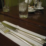 Cafe BEAU VERGER - テーブル