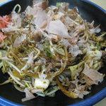 味処 迎 - 料理写真:焼きちゃんぽん600円