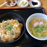 おぐまうどん - 料理写真: