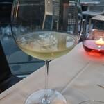 ラー・エ・ミクニ - ワインお好み三杯② 白ワイン