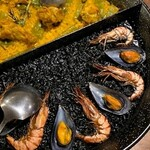 スペイン料理Pablo - ダブルパエリア