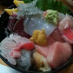 お料理やまもと - 海鮮丼