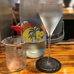 シバサキテイ+ - 長崎の蔵元である重家酒造が醸す夏純吟よこやま R1BY