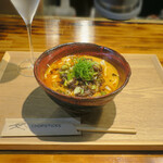 シバサキテイ+ - 擔擔麪(たんたんめん)1,200円